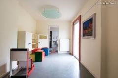 Reconstitution de la chambre des enfants
