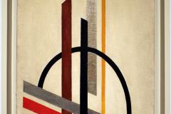 Lásló Moholy Nagy, Architecture (Eccentric Construction), 1921