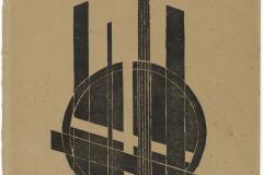 Lásló Moholy Nagy, Composition pour le Jjournal Der Strum, 1923