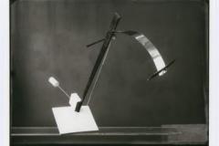 Marianne Brandt, Study in Equilibre, Cours préliminaire de Lásló Moholy Nagy, 1923