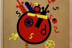 Lásló Moholy Nagy, Great Machine of Emotion, 1920