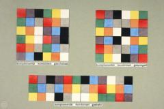 Reingard Voigt, Economie de moyens, Cours Paul Klee, 1929-1930