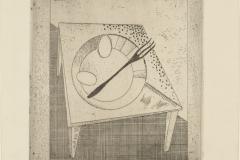 Georg  Muche, On the Table, Master Portfolio, 1923