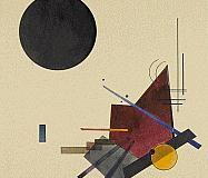 Wassily Kandinsky, Black Relationship, 1924