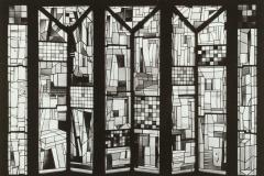 Josef Albers, Vitraux pour la Maison Sommerfeld