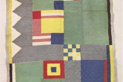 Benita Koch-Otte, Tapis pour chambre d'enfant, 1923