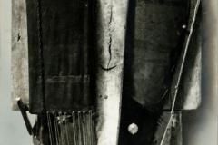 Walter Herzger, Divers Matériaux sur bois, 1922