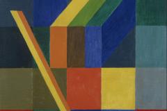 Johannes Itten, Space Composition, 1944