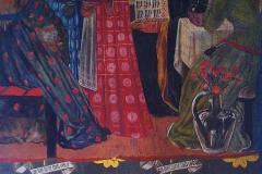 Tapisserie de Edward Burne-Jones