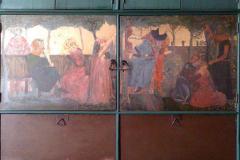 Meuble dessiné par William Morris