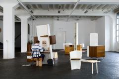 Martino Gamper, Gallery furniture